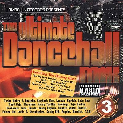 The Ultimate Dancehall, Vol. 3