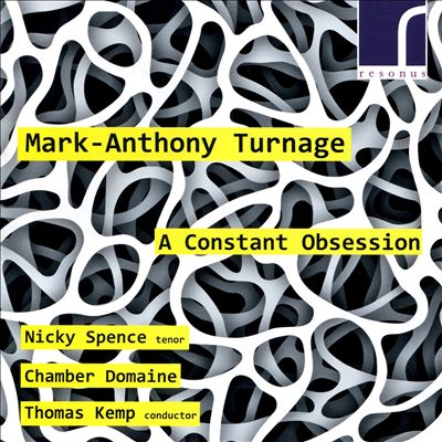 Mark-Anthony Turnage: A Constant Obsession