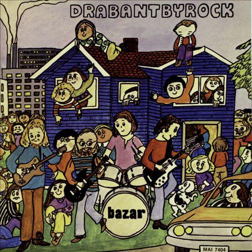 Drabantbyrock