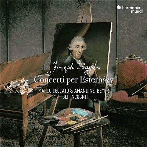 Joseph Haydn: Concerti per Estherházy