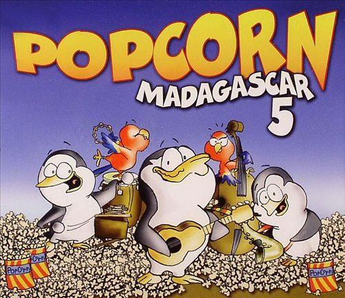 Popcorn [4 Tracks]