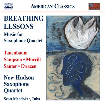 Breathing Lessons: Music for Saxophone Quartet