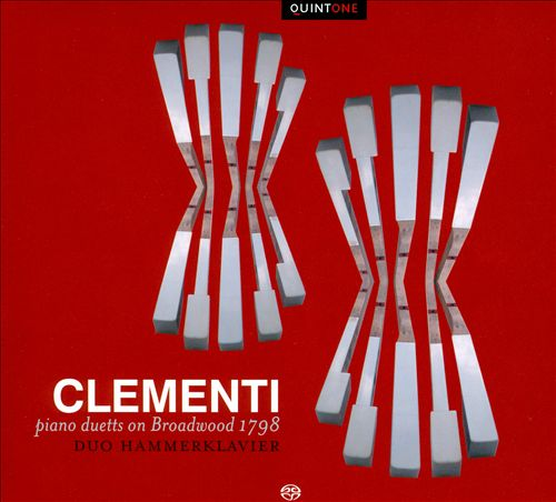 Clementi: Piano Duetts on Broadwood, 1798