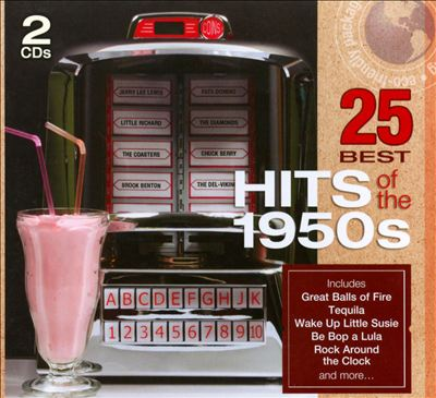 25 Best: Hits of the 1950's