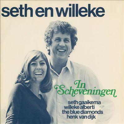 Seth En Willeke In Scheveningen
