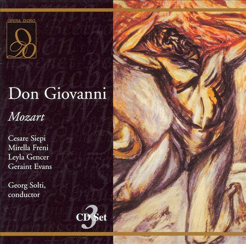 Mozart: Don Giovanni [1962 Recording/32 Tracks]