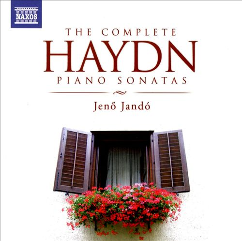 The Complete Haydn Piano Sonatas
