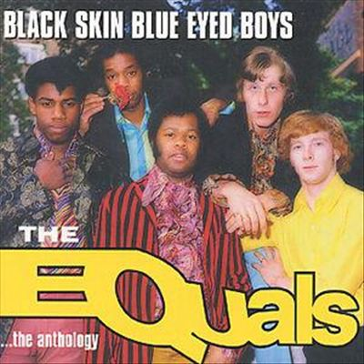 Black Skin Blue Eyed Boys: The Anthology...