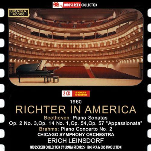 Richter in America, 1960