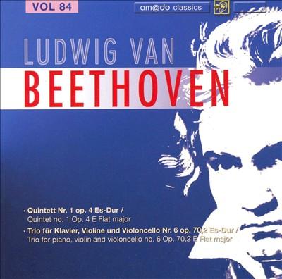 Beethoven: Complete Works, Vol. 84
