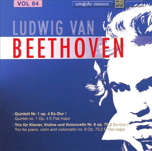 Beethoven: Complete Works, Vol. 84