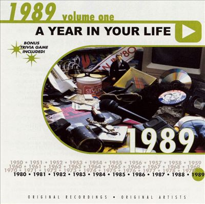 A Year in Your Life: 1989, Vol. 1