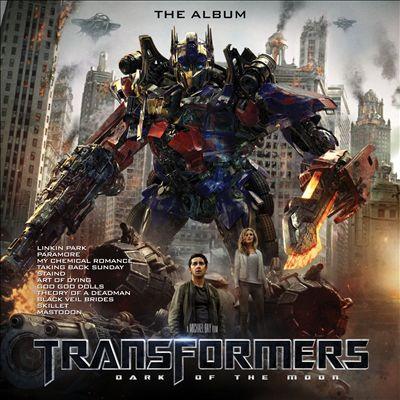 Transformers: Dark of the Moon [Original Soundtrack]
