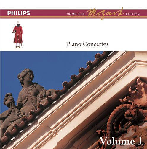 Mozart: The Piano Concertos, Vol. 1 [Complete Mozart Edition]