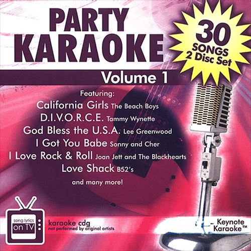 Party Karaoke, Vol. 1