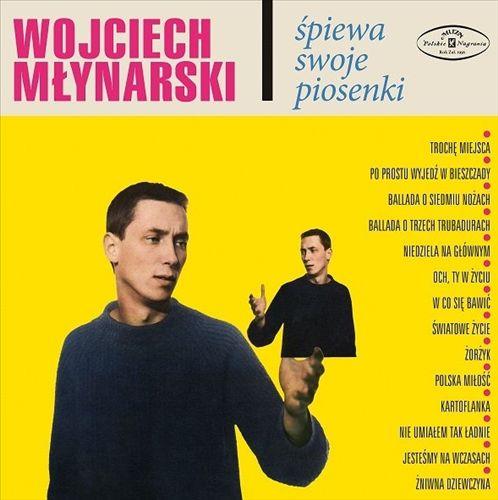 Wojciech Mlynarski Spiewa Swoje Piosenki