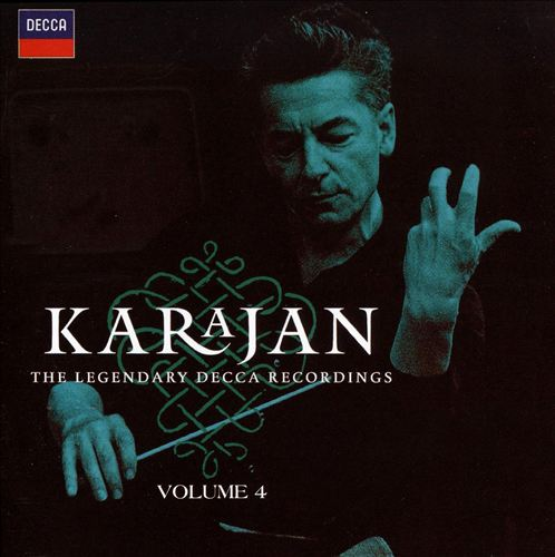 Karajan: The Legendary Decca Recordings, Vol. 4