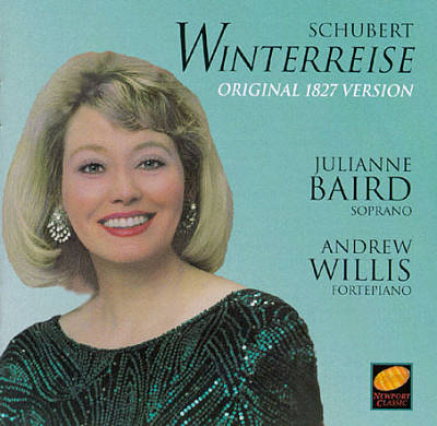Schubert: Winterreise, Original 1827 Version
