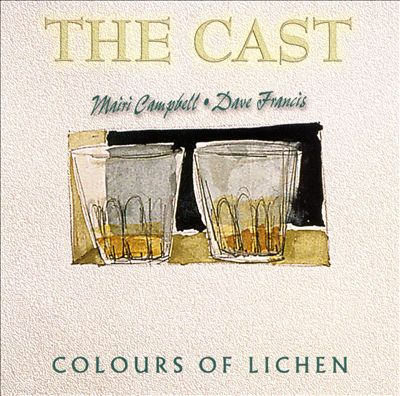 Colours of Lichen