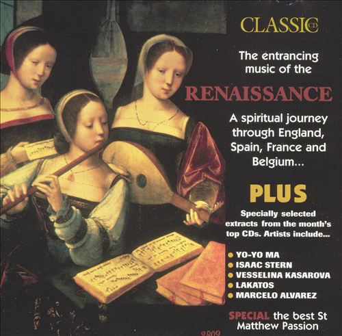 The Entrancing Music of the Renaissance