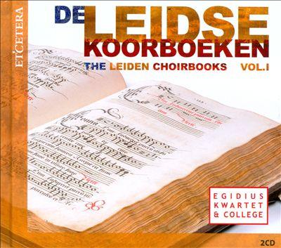 De Leidse Koorboeken, Vol. 1
