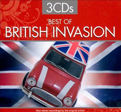 Best of British Invasion