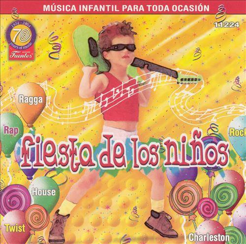 Musica Infantil Para Toda Ocasion: Fiesta de los Ninos