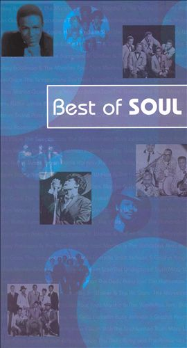 Best Of Soul [Madacy Box Set]