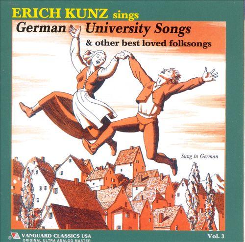 German University Songs & Other Best Loved Folksongs