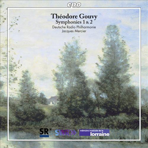 Théodore Gouvy: Symphonies Nos. 1 & 2