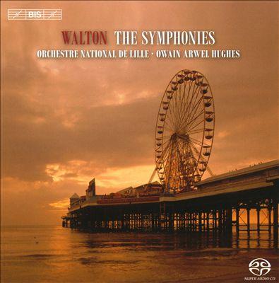 William Walton: Symphonies Nos. 1 & 2