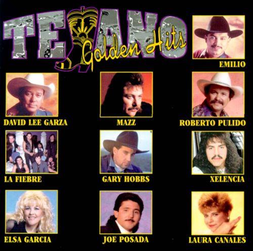Tejano Golden Hits