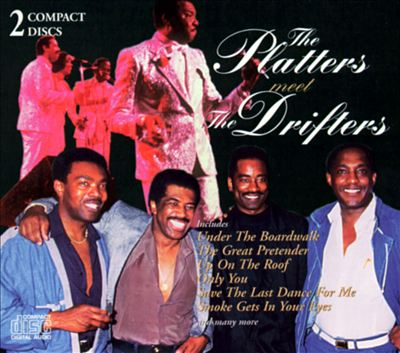 Forever Gold: The Platters Meet the Drifters