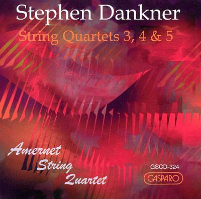 Danker: String Quartets