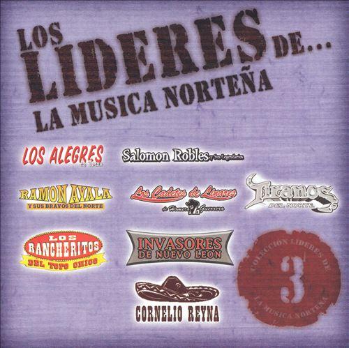 Los Lideres de la Musica Nortena