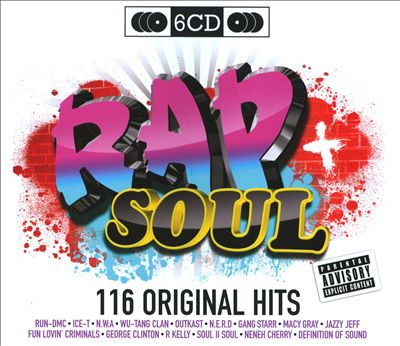Original Hits: Rap & Soul