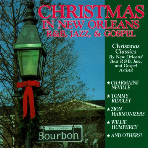 Christmas in New Orleans [Mardi Gras]
