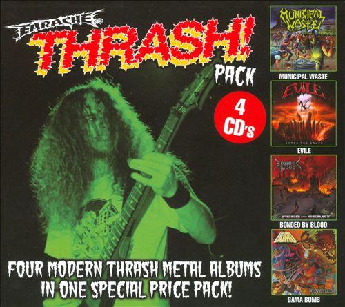 Earache Thrash Pack