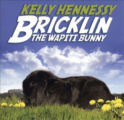 Bricklin the Wapiti Bunny