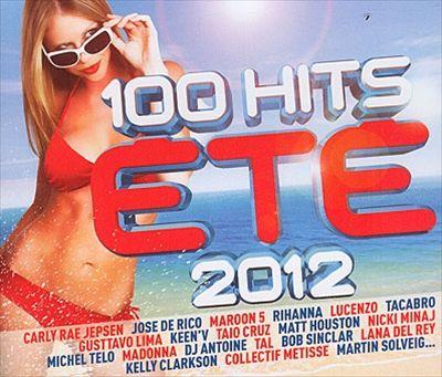 100 Hits Été 2012