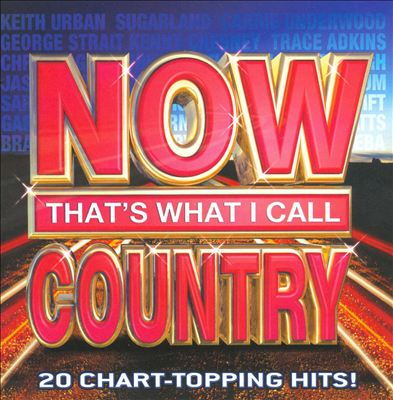 Now That's What I Call Country [2008]