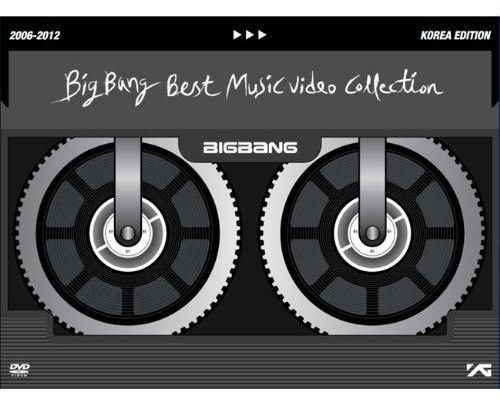 Bigbang: Best Music Video Collection 2006-2012