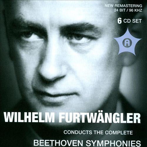 Wilhelm Furtwängler Conducts the Complete Beethoven Symphonies