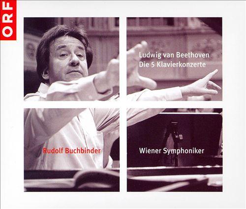 Ludwig van Beethoven: Die 5 Klavierkonzerte