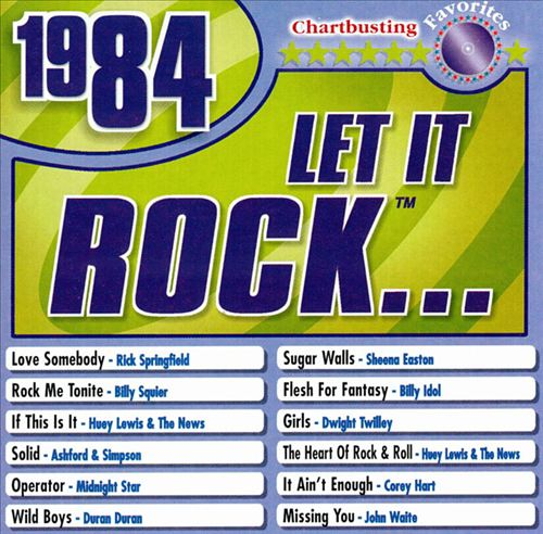 Let It Rock 1984