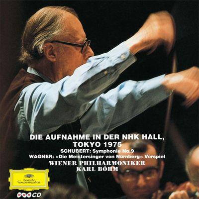 """Schubert: Symphonie No. 9; Wagner: """"Die Meistersigner von Nürnberg"""" Vorspiel"""