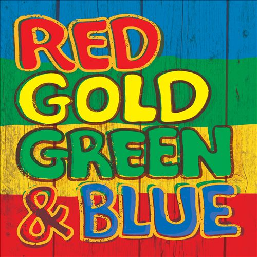 Red Gold Green & Blue