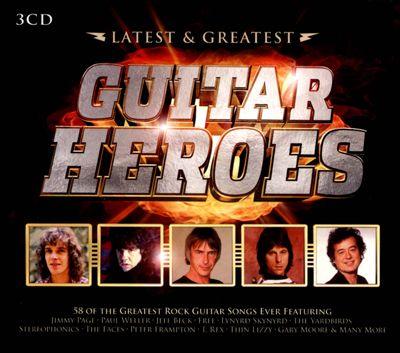 最新和最伟大的吉他英雄