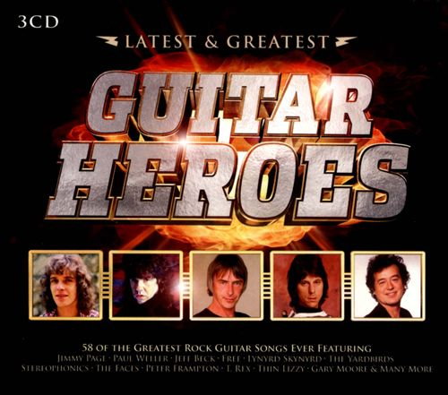Latest & Greatest Guitar Heroes