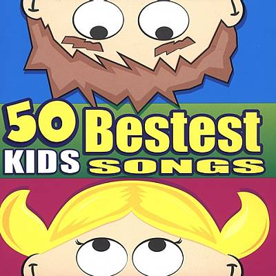 DJ's Choice: 50 Bestest Kids Songs